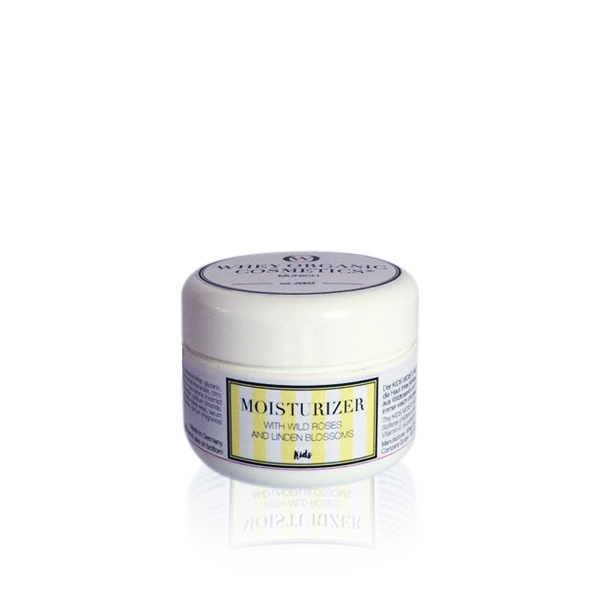 Moisturizer with Wild Roses and Linden Blossoms