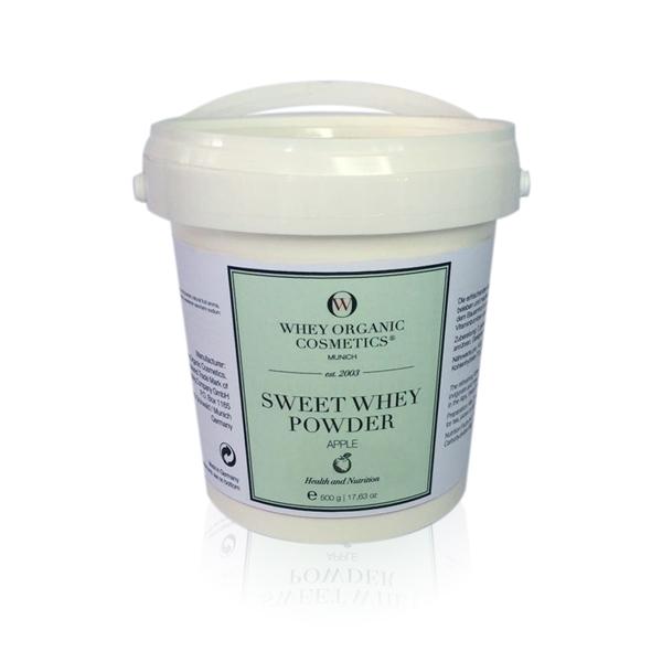 Sweet Whey Powder Apple