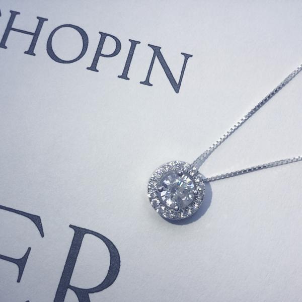 Necklace with Pendant Secret